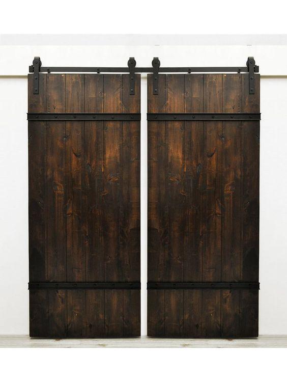 амбарные двери