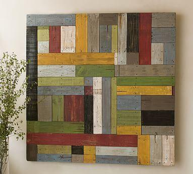 Стеновые панели из натурального дерева