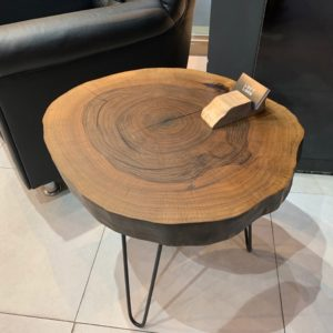 Кофейный столик лофт