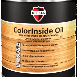 цветное масло для интерьера